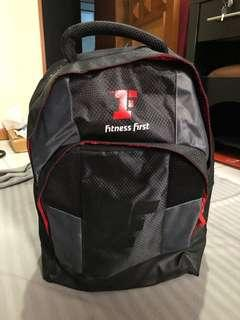 Back Pack Fitness First