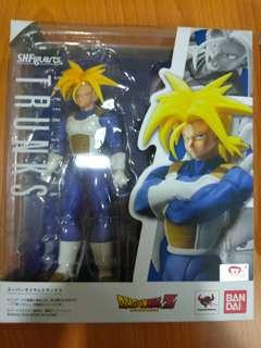 Shf figuarts dragonball z future trunks