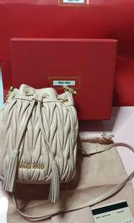 🚚 Miu miu org sling bag