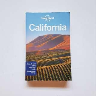 LONELY PLANET:  CALIFORNIA