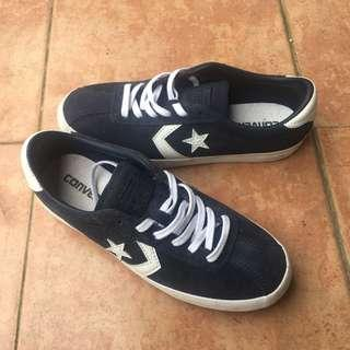 Converse One Star Suede (Navy Blue)