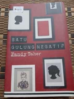 [PROMO] Novel RM5 Je! : 1 Gulung Negatif