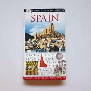 DK EYEWITHNESS TRAVEL GUIDES:  SPAIN