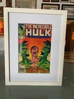 THE HULK VINTAGE POPULAR COVER 1993