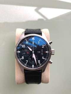 🚚 IWC pilot watch