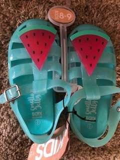 Cotton on Kids smelly jelly sandals