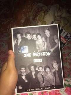 One Direction album FOUR