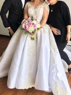 Wedding gown 2018