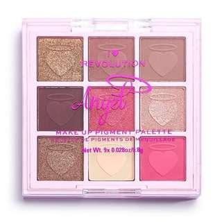 🚚 Angel - Iheartrevolution Fantasy Makeup Pigment Palette by UK Revolution Beauty Boots Drugstore Cosmetics