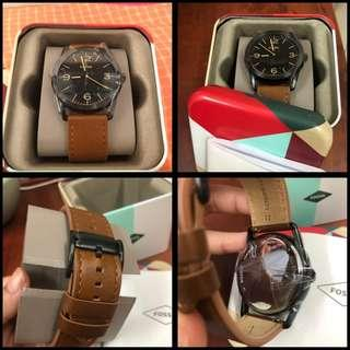 Fossil men's watch. NEW