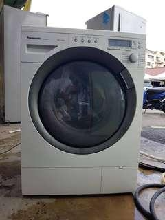 Panasonic inverter washing machine 8kg recond