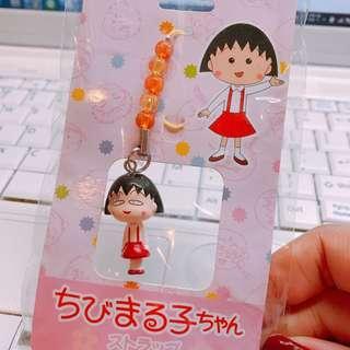 日本小丸子電話掛飾