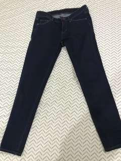 Uniqlo skinny ankle jeans