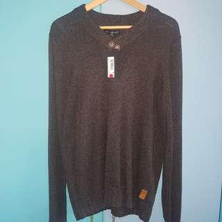 🚚 Sweater (dark brown)