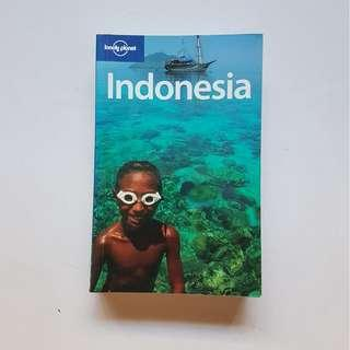 LONELY PLANET:  INDONESIA