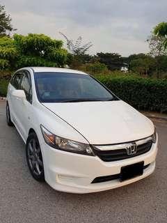 Mpv Honda Stream 1.8A for Rent