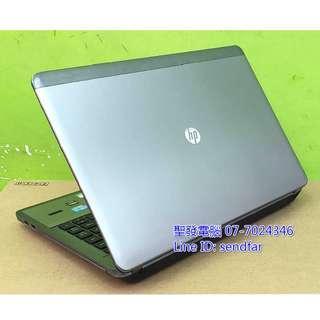 🚚 鋁鎂合金高效商務 HP 4441S i5-3210M 4G 500G DVD 14吋筆電 聖發二手筆電
