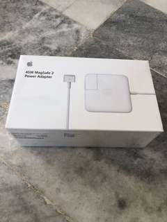 ORIGINAL Apple 45W MagSafe 2 Power Adapter