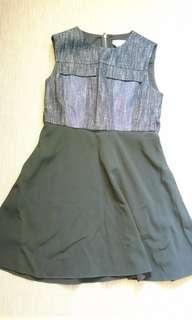 直身背心裙 (意大利製)