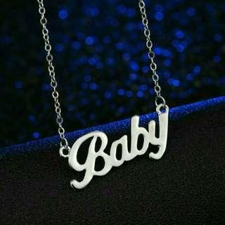 (PO) Baby Necklace