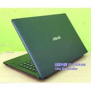 🚚 全新240SSD 高效輕薄美型 ASUS P453UA i5-6200U 8G DVD 14吋筆電 聖發二手筆電