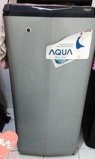 Kulkas 1 pintu sanyo aqua
