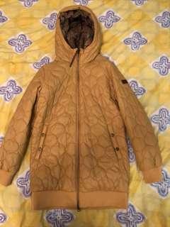 Aigle primaloft hooded jacket parka