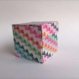 周生生Charme首飾盒(材質為紙盒)