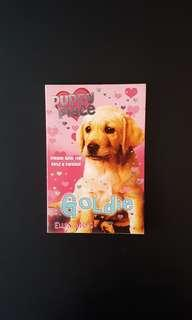 🚚 Preloved Storybook: Puppy Place - Goldie