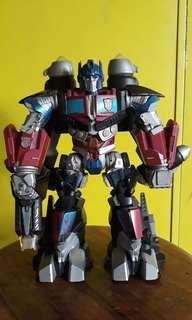 Hasbro Transformers Movie 2 Mega Power Bots - Jet Power Optimus Prime Action Figure