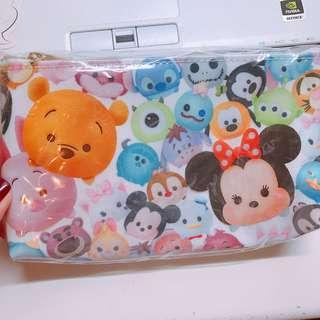 迪士尼Tsum Tsum 筆袋化妝袋