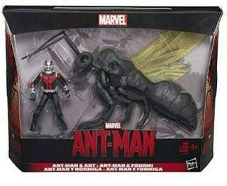🚚 Marvel Infinite Series Ant-Man 3.75 Inch Figure with Flying Ant