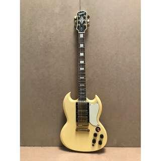 Epiphone Les Paul Custom SG 電結他