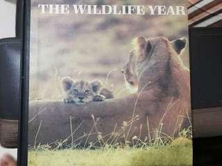 The Wildlife Year by Readers Digest