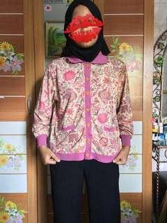 Jaket Floral (nego)