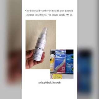 Minoxidil (Advanced Hair Regrowth Treatment)