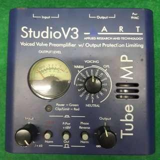 ART Tube MP Studio V3 Preamp