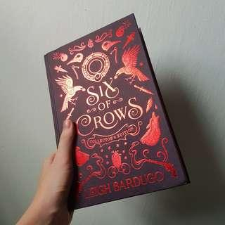 🚚 Collector's Edition Six of Crows by Leigh Bardugo