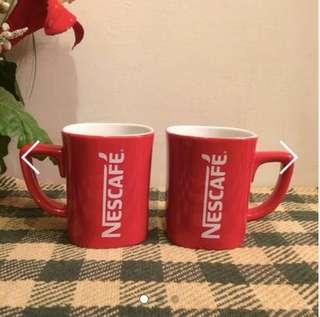 Nescafe mugs