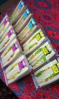 Jom ber-Sandwich