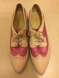 女庄牛津鞋Oxford shoes