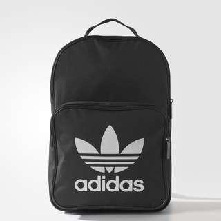 🚚 Adidas Trefoil Gymsack School Drawstring Bag Backpack