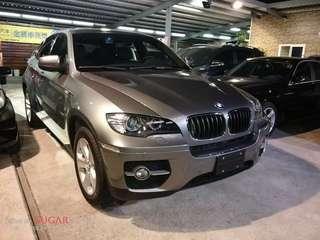 2011年BMW X6 35i