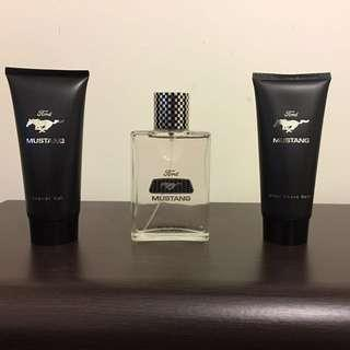 Ford Mustang Fragrance Package