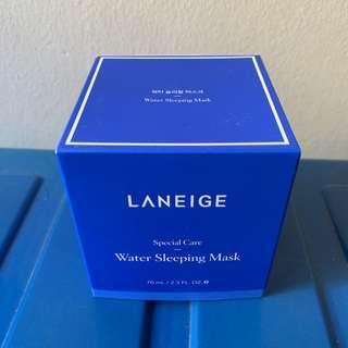 🚚 BNIB Laneige Water Sleeping Mask