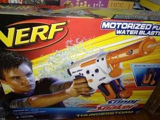 🚚 Nerf motorized super soaker