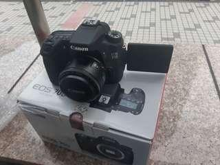 🚚 canon 70D 50 mm