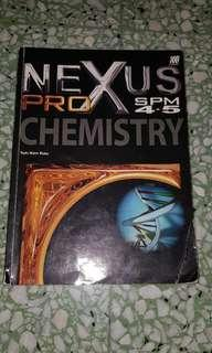 SPM Physics and Chemistry revision books