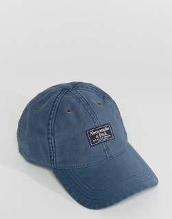 🚚 Abercrombie and Fitch Hat Baseball Cap AnF Hollister