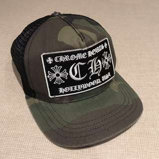 Chrome Hearts Trucker cap e2eafb67f82d
